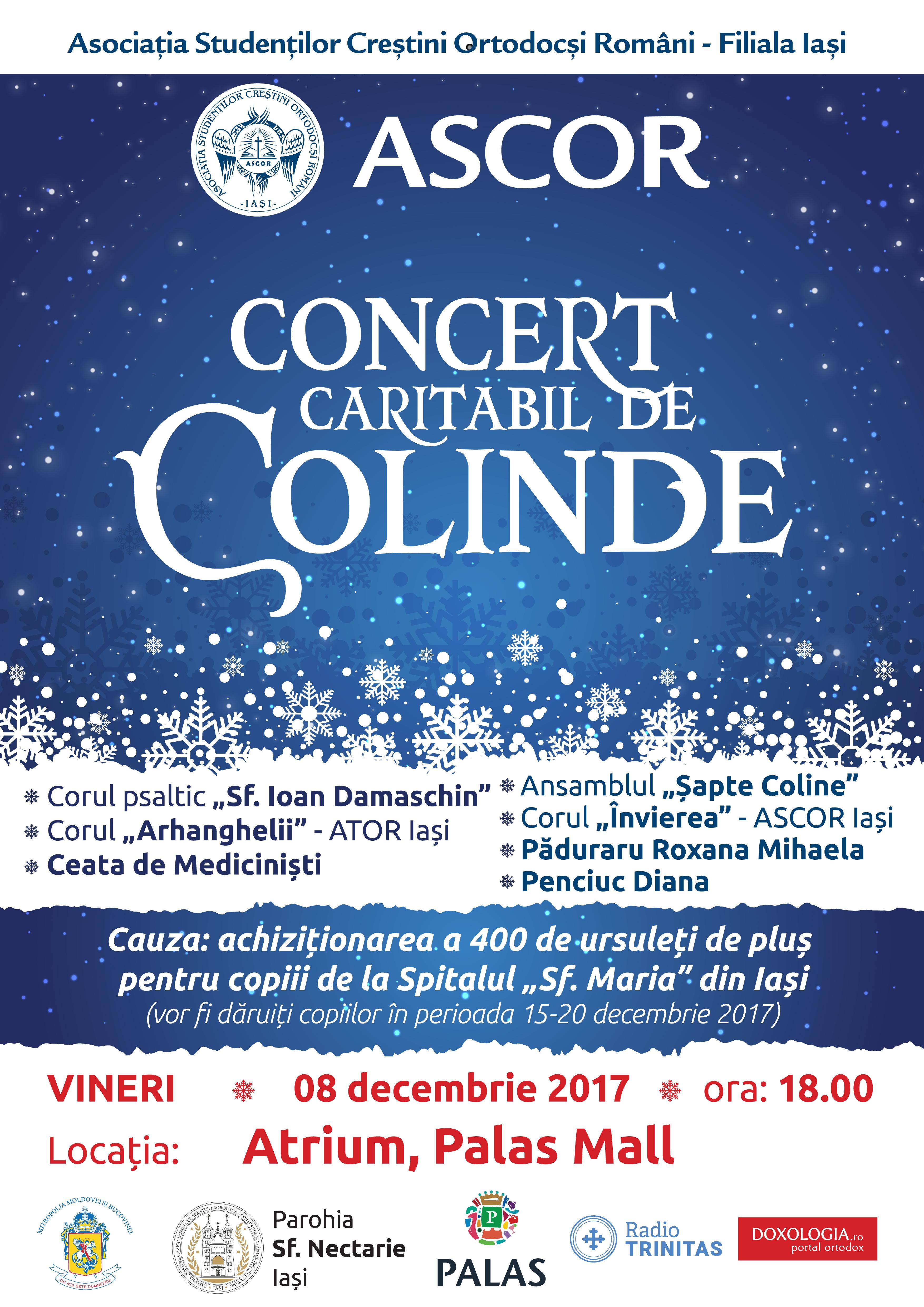concert_de_colinde_ascor_iasi_palas_iasi